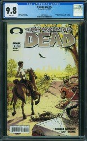 WD #2 CGC 9.8. Record sale $1,500. Click to buy yours