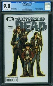 WD #3 CGC 9.8. Record sale $600. Click to buy yours