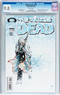 WD #7 CGC 9.8. Record sale $200. Click to buy yours