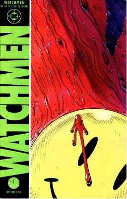 First Appearance, Watchmen, Watchmen #1, DC Comics, 1986. Click for values