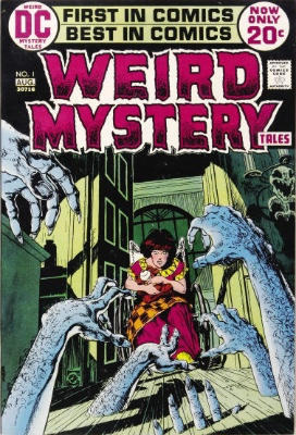 Origin and First Appearance, Destiny, Weird Mystery Tales #1, DC Comics, 1972. Click for value
