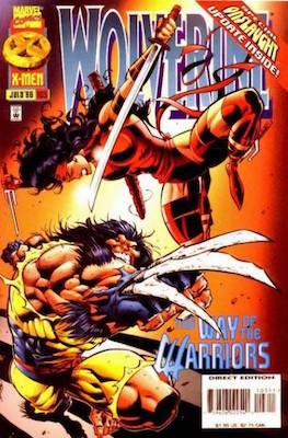 Wolverine v2 #103: Elektra Story and Cover Appearance. Click for values