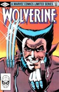 Wolverine Limited Series #1