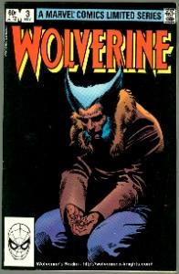 Wolverine Limited Series #3