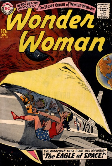 Wonder Woman #105: first appearance of Wonder Girl