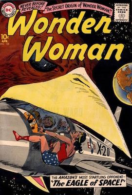 Wonder Woman #105: first appearance of Wonder Girl