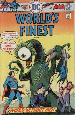 World's Finest Comics #233 Value?