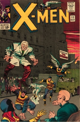 X-Men #11: record price $9,500