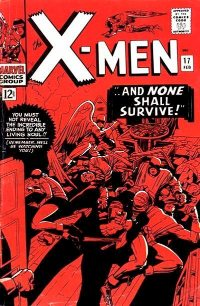 X-Men #17: record price $6,500