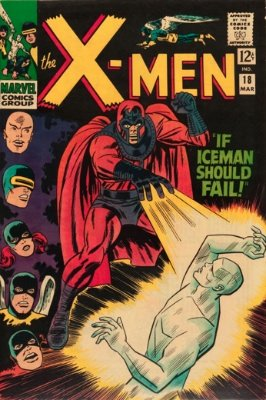 X-Men #18: record price $6,000