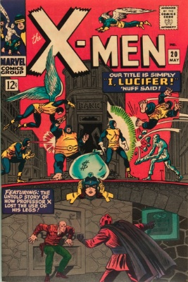 X-Men #20: record price $3,800