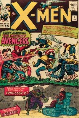 X-Men #9: record price $13,000