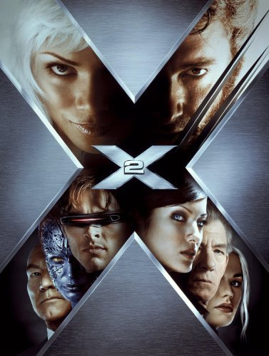 X2: X-Men United makes it to #7 on our all-time top 10 movies based on comic books list