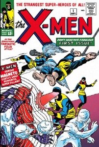 X-Men Comic 1 Restored Value?