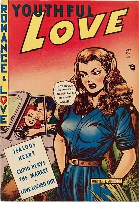 Youthful Love #1: First issue of the series. Click for value