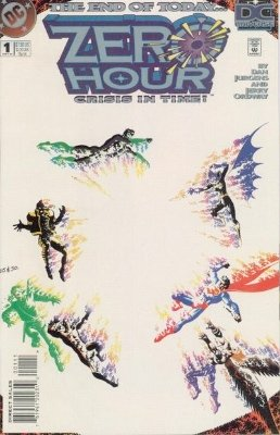 Origin and First Appearance: Starman (#3 - Jack Knight), Zero Hour #1, DC Comics, 1994. Have comics to sell?