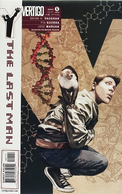 Y the Last Man (2002) 1st Issue of Series. Click for values